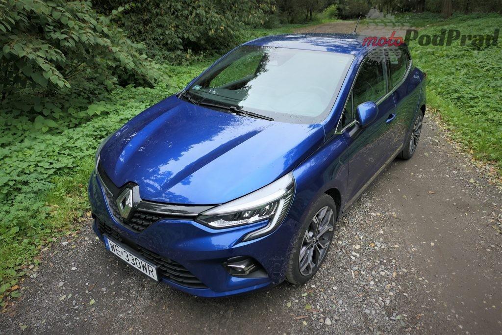 Renault Clio 28 1024x683 Test: Renault Clio 1.0 100 KM   mieszczuch na piątkę