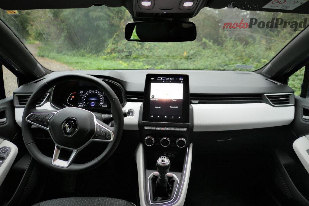 Renault Clio 3 1024x682 Test: Renault Clio 1.0 100 KM   mieszczuch na piątkę