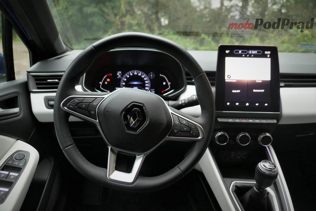 Renault Clio 4 1024x683 Test: Renault Clio 1.0 100 KM   mieszczuch na piątkę