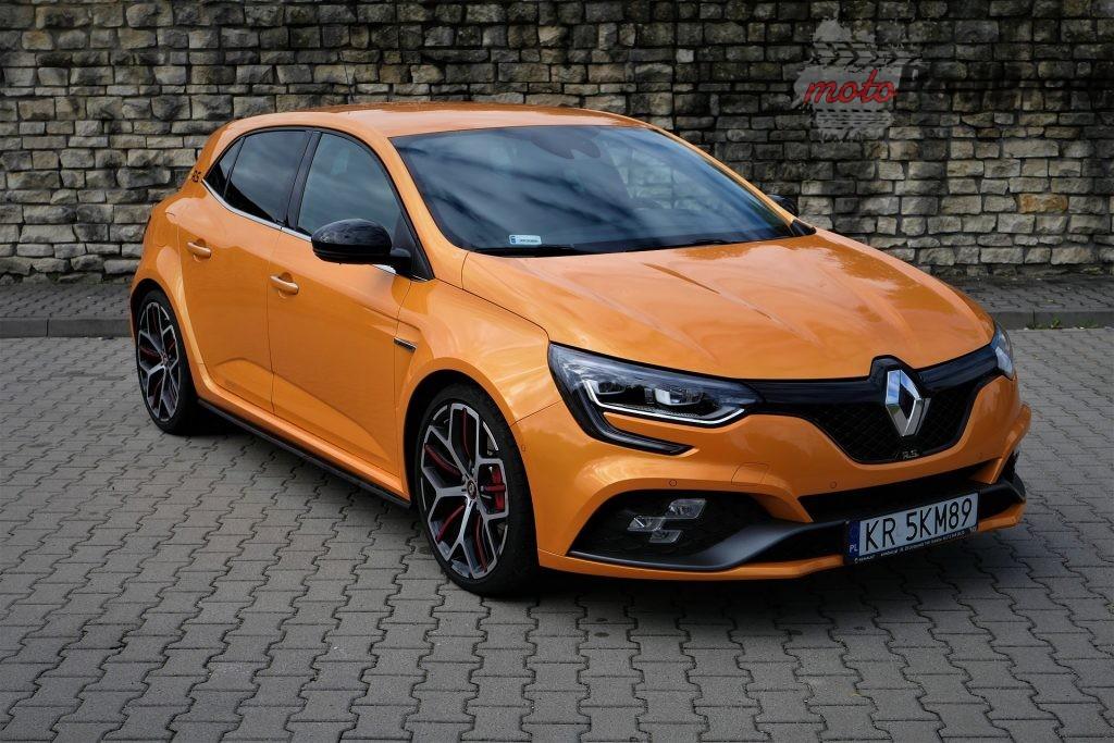 Renault Megane rS trophy edc 26 1024x683 Jakie Renault wybrać   Megane RS czy Megane RS Trophy