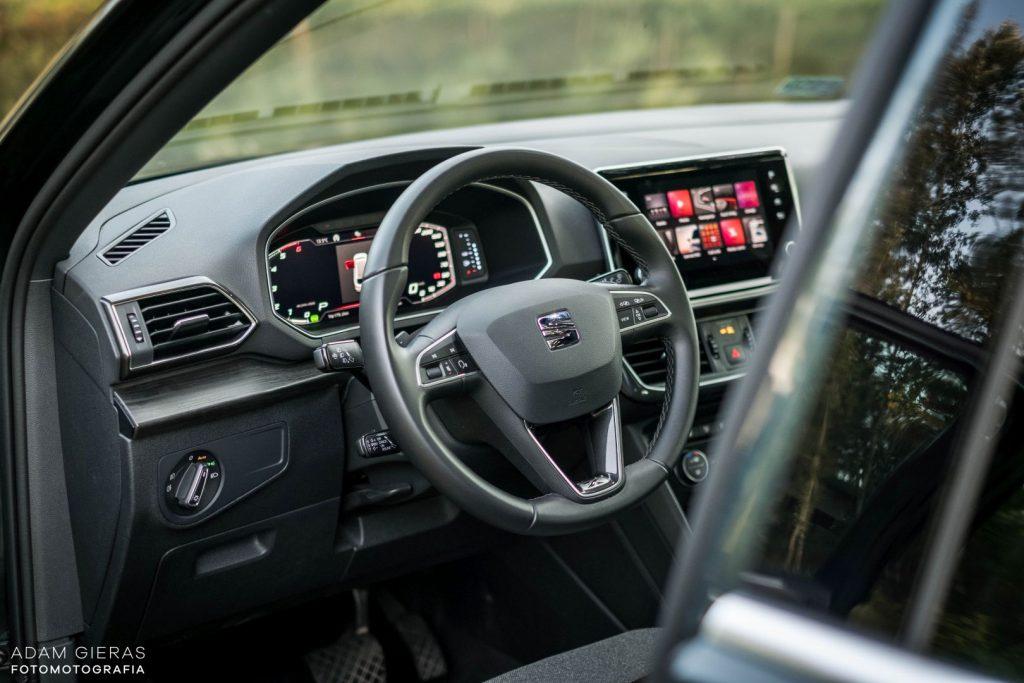 SEAT 17 1024x683 Test: Seat Tarraco 2.0 TDI DSG 4Drive Xcellence   ten DUŻY