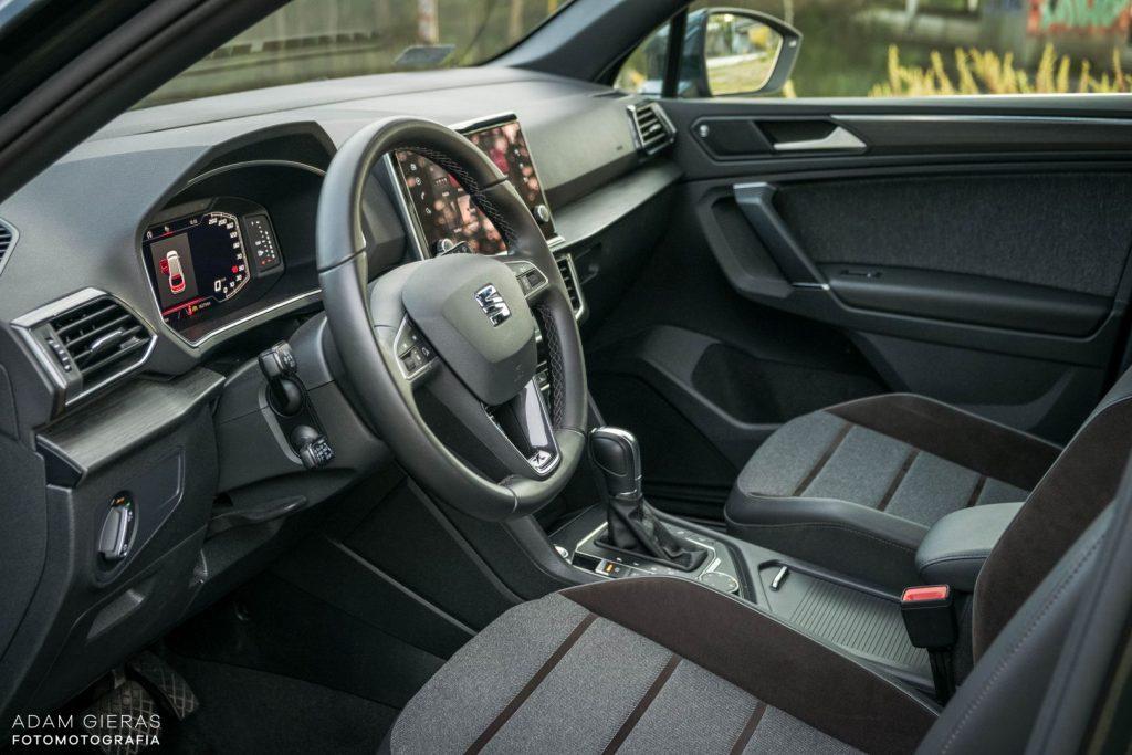 SEAT 19 1024x683 Test: Seat Tarraco 2.0 TDI DSG 4Drive Xcellence   ten DUŻY