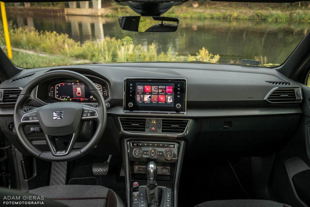SEAT 23 1024x683 Test: Seat Tarraco 2.0 TDI DSG 4Drive Xcellence   ten DUŻY