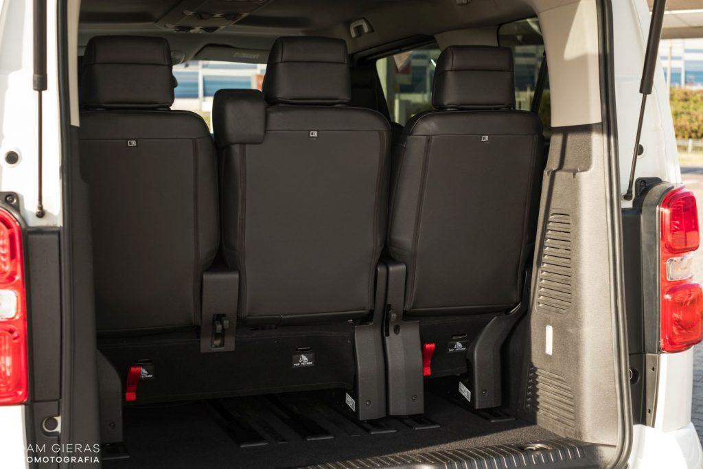Spacetourer inside 1 1024x683 Test: Citroen SpaceTourer   minibus z charakterem