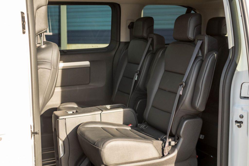Spacetourer inside 3 1024x683 Test: Citroen SpaceTourer   minibus z charakterem