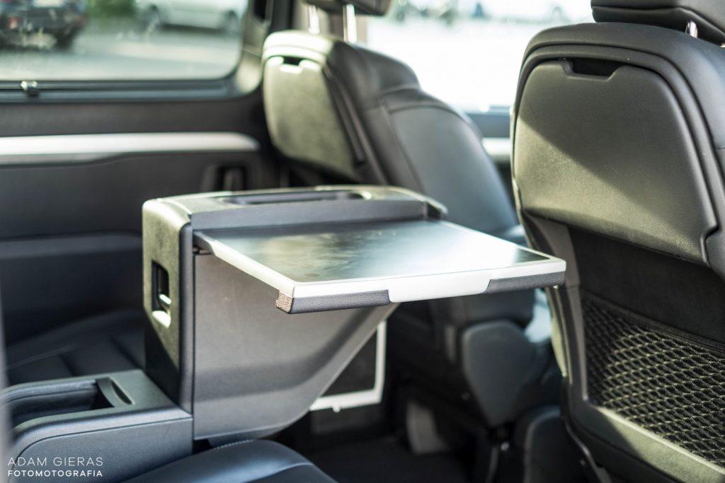 Spacetourer inside 5 1024x683 Test: Citroen SpaceTourer   minibus z charakterem