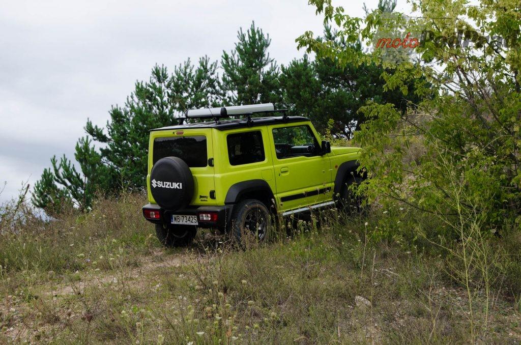 Suzuki Jimny 10 1024x678 Test: Suzuki Jimny   dlaczego został sprzedażowym hitem?