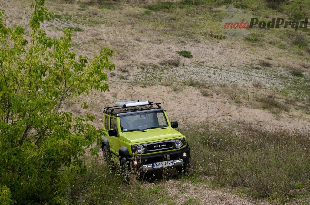 Suzuki Jimny 11 1024x678 Test: Suzuki Jimny   dlaczego został sprzedażowym hitem?