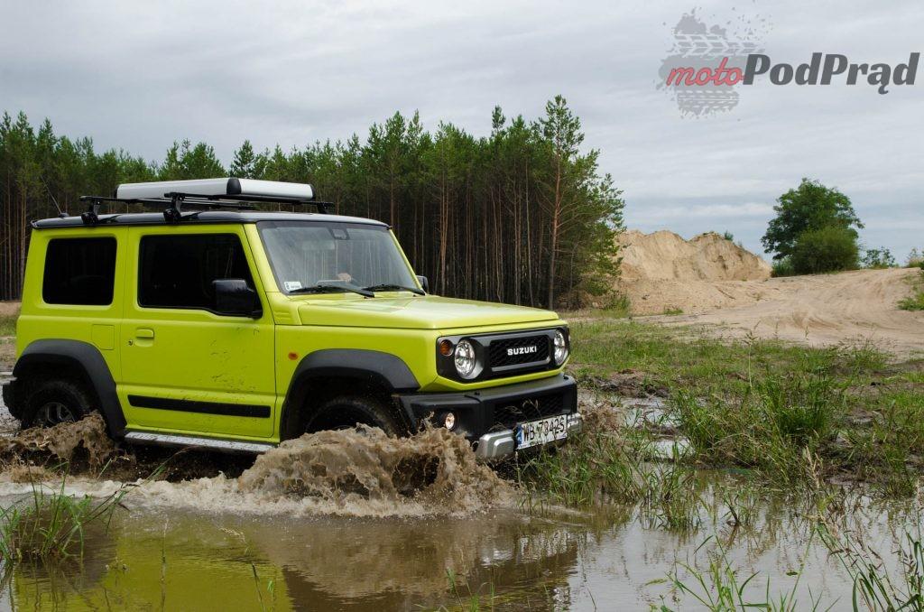 Suzuki Jimny 12 1024x678 Test: Suzuki Jimny   dlaczego został sprzedażowym hitem?