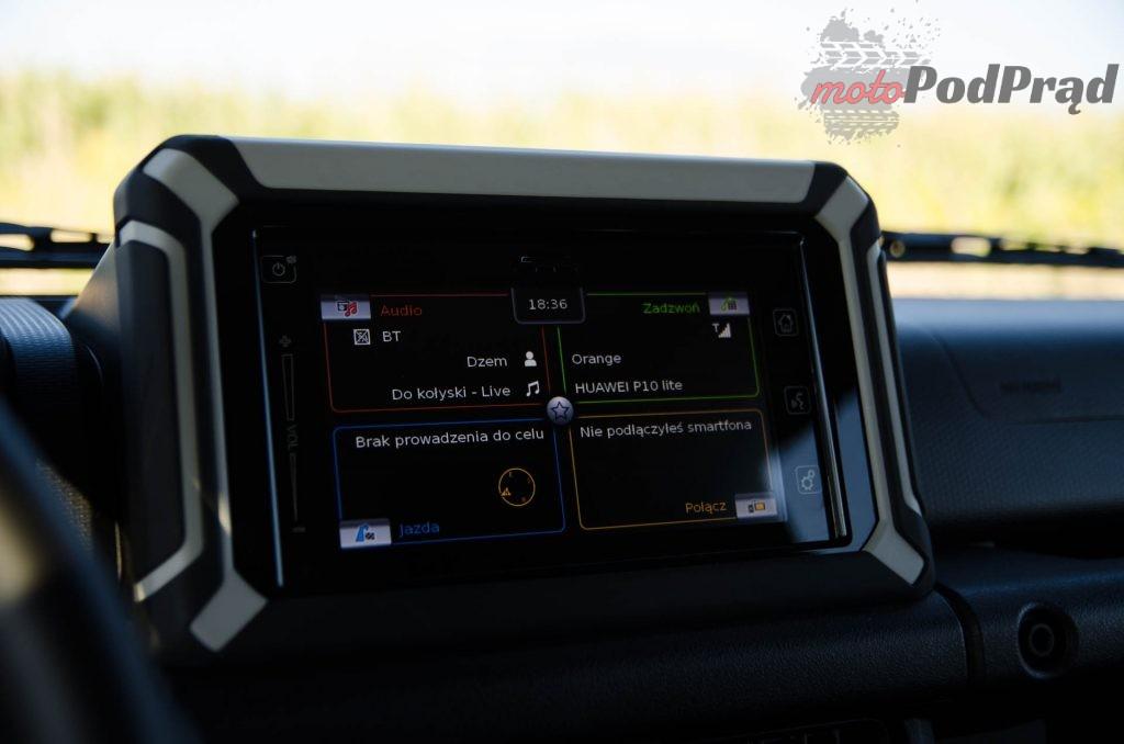 Suzuki Jimny 13 1024x678 Test: Suzuki Jimny   dlaczego został sprzedażowym hitem?