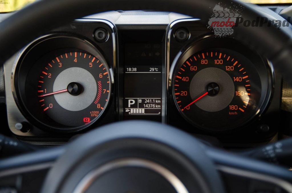 Suzuki Jimny 14 1024x678 Test: Suzuki Jimny   dlaczego został sprzedażowym hitem?