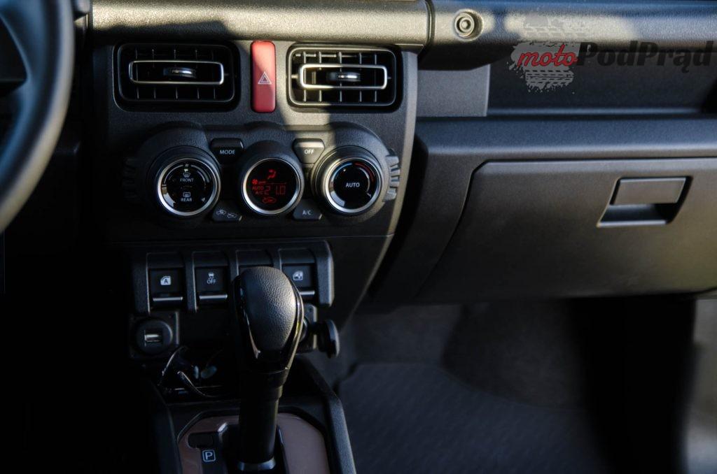 Suzuki Jimny 15 1024x678 Test: Suzuki Jimny   dlaczego został sprzedażowym hitem?
