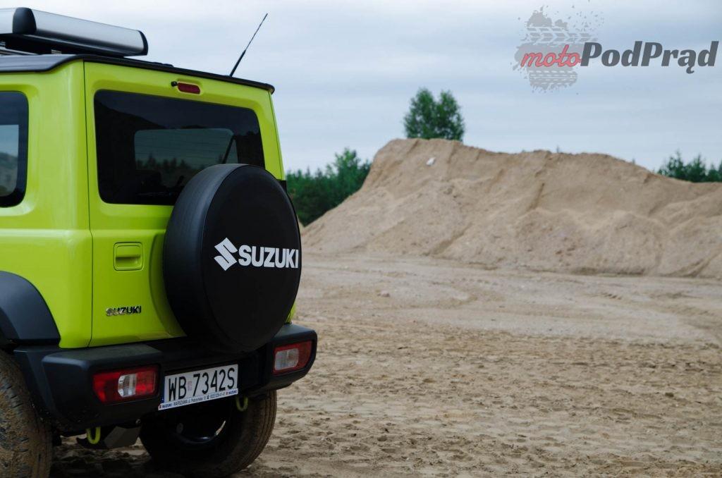 Suzuki Jimny 2 1024x678 Test: Suzuki Jimny   dlaczego został sprzedażowym hitem?