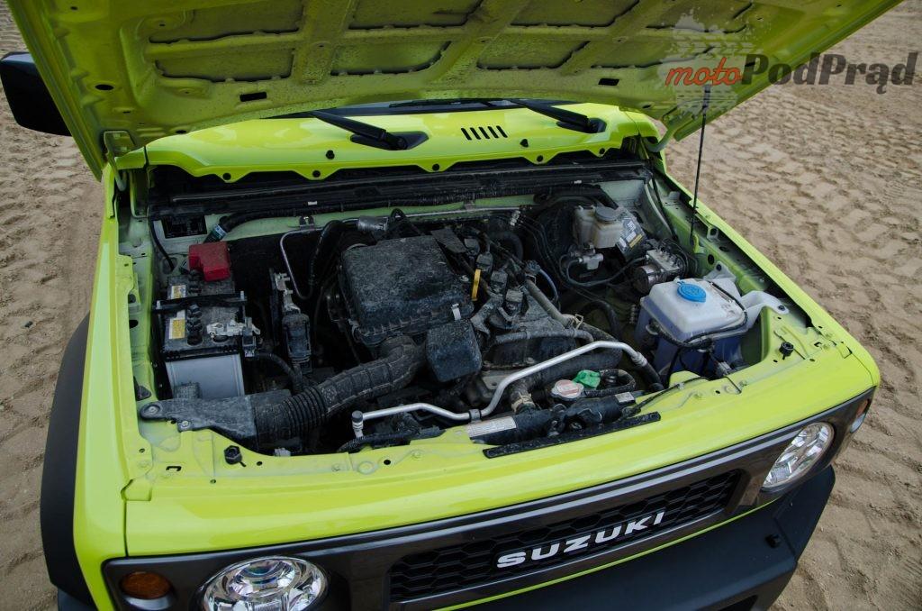 Suzuki Jimny 3 1024x678 Test: Suzuki Jimny   dlaczego został sprzedażowym hitem?