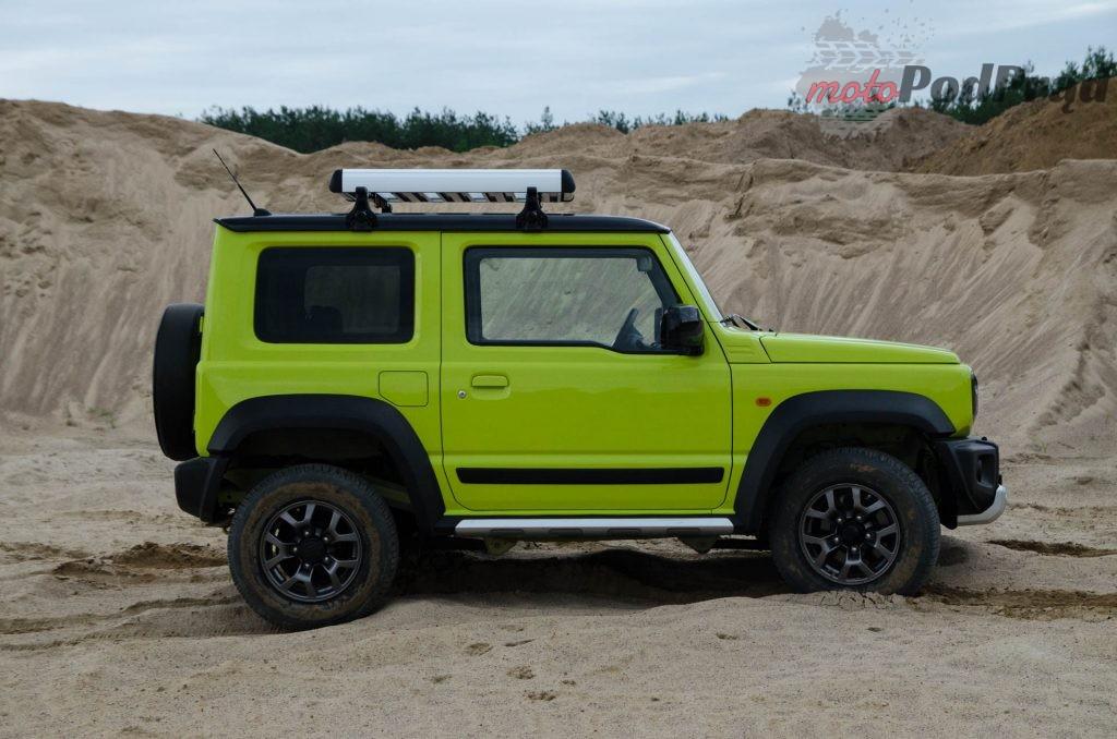 Suzuki Jimny 6 1024x678 Test: Suzuki Jimny   dlaczego został sprzedażowym hitem?