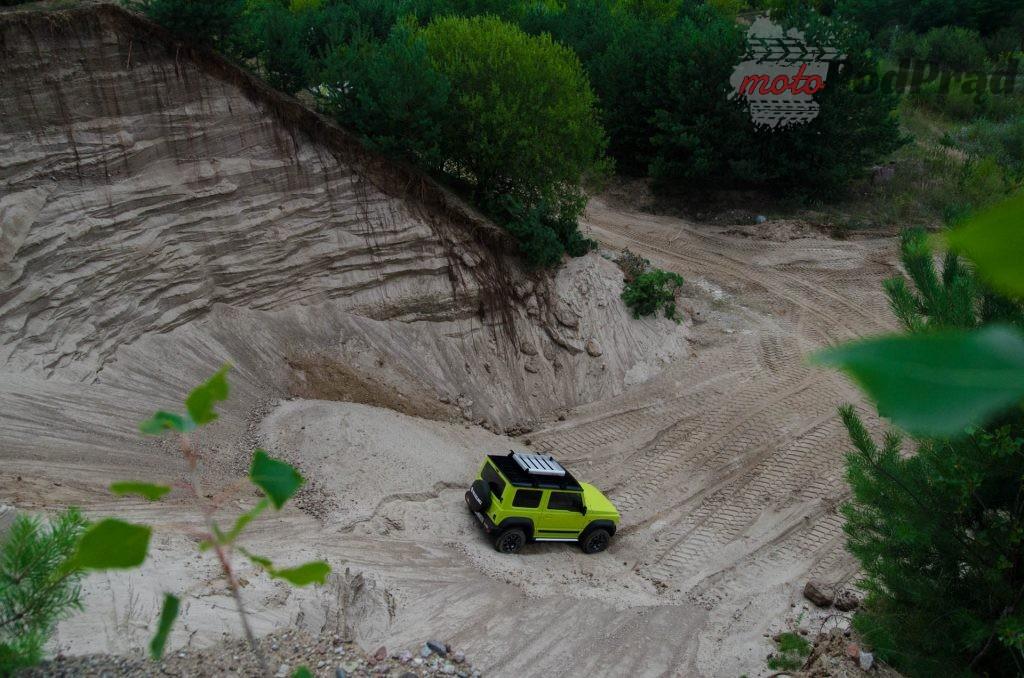 Suzuki Jimny 8 1024x678 Test: Suzuki Jimny   dlaczego został sprzedażowym hitem?