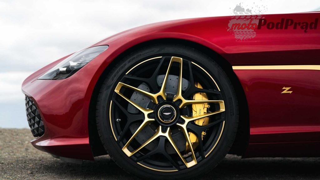 aston martin dbs gt zagato 2 1024x576 Aston Martin DBS GT Zagato   motoryzacyjne jajko Fabergé