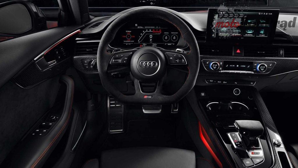 audi rs 4 avant 2020 1024x576 Audi RS4 Avant   drogą ewolucji
