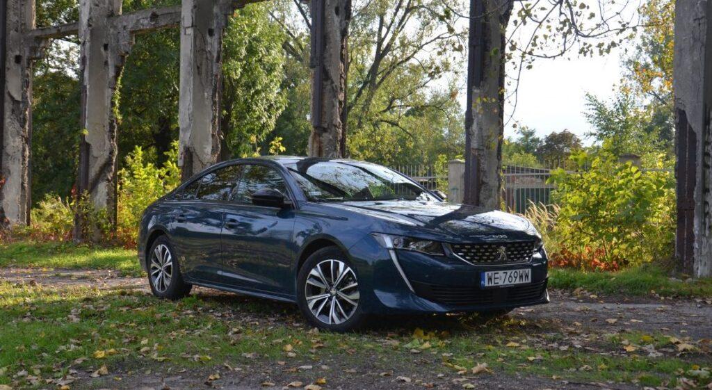 główne e1572351618840 1024x561 Test: Peugeot 508 1.5 BlueHDI Gt line   czy mały silnik ma sens?