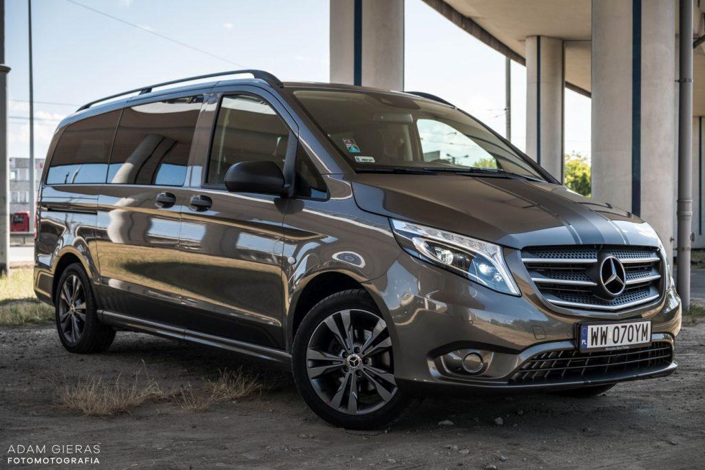 mercedes vito 17 1024x683 Test: Mercedes Vito Tourer 116 cdi   kompromis na dalekie trasy
