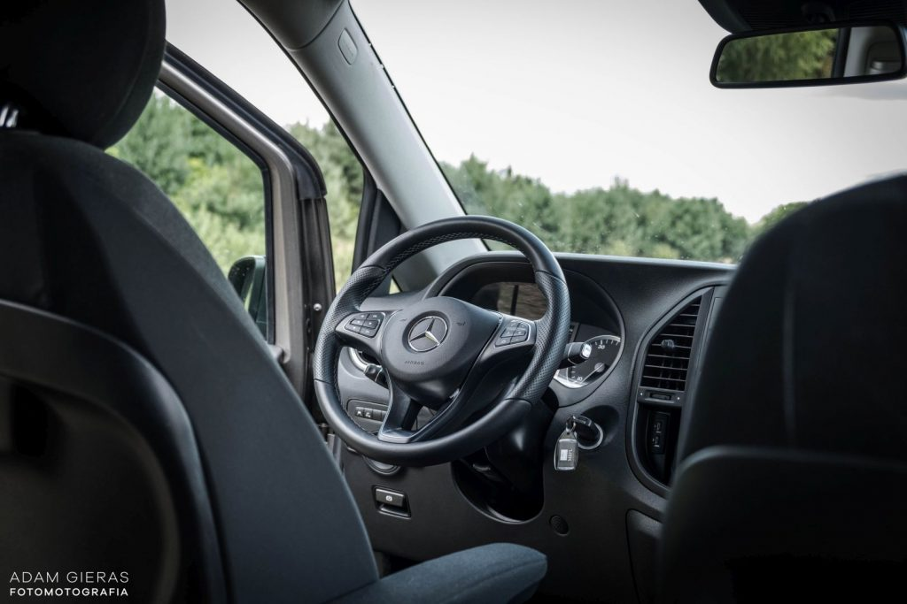 mercedes vito 4 1024x683 Test: Mercedes Vito Tourer 116 cdi   kompromis na dalekie trasy