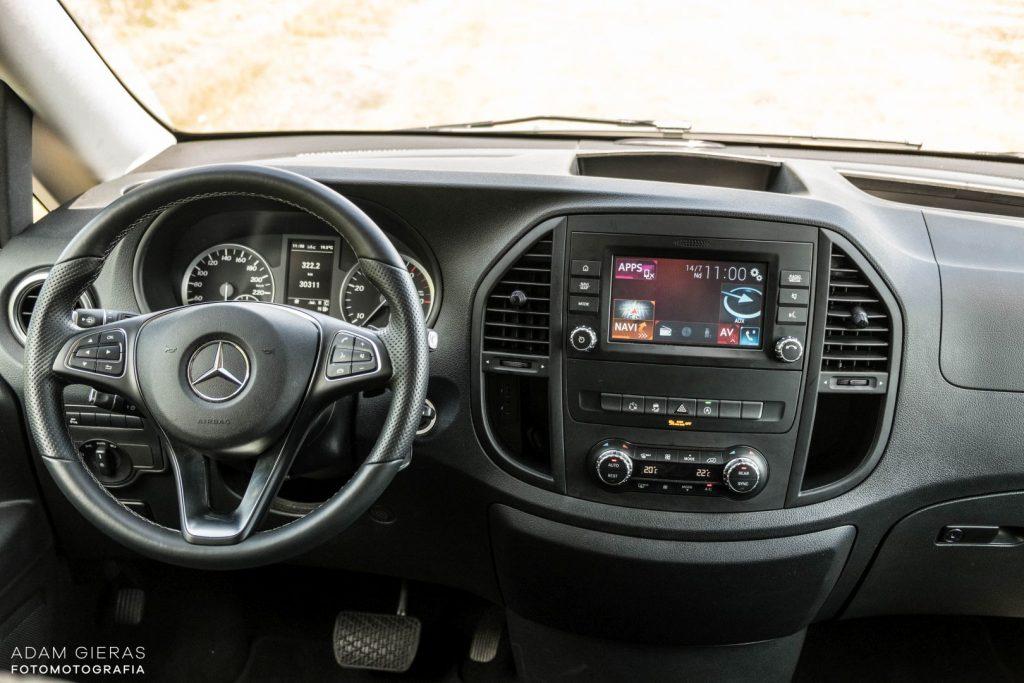 mercedes vito 6 1024x683 Test: Mercedes Vito Tourer 116 cdi   kompromis na dalekie trasy