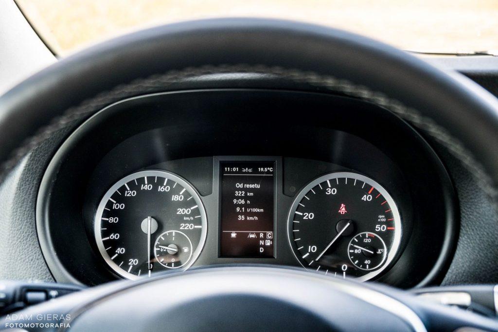 mercedes vito 8 1024x683 Test: Mercedes Vito Tourer 116 cdi   kompromis na dalekie trasy