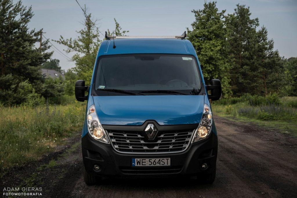 renault master 25 1024x683 Test: Renault Master Furgon    mistrz nie jedno ma imię...