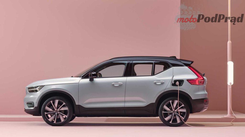 volvo xc40 recharge 2020 3 1024x576 Volvo i elektryczność   na pierwszy ogień XC40