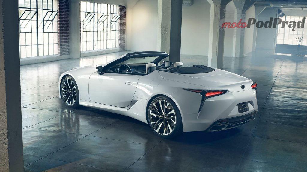 2019 lexus lc convertible gallery 07 1920x1080 tcm 3170 1560355 1024x576 Lexus LC Convertible – wyczekiwane cabrio