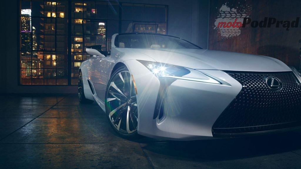 2019 lexus lc convertible gallery 10 1920x1080 tcm 3170 1560357 1024x576 Lexus LC Convertible – wyczekiwane cabrio