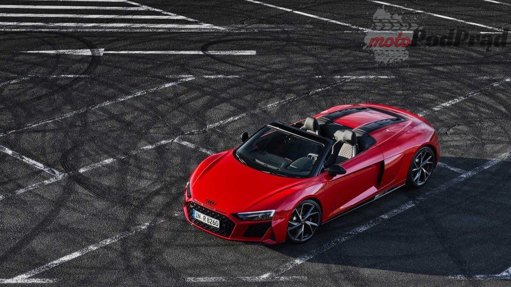 2020 audi r8 rwd 4 1024x576 Audi R8 bez quattro? Teraz jest oficjalnie dostępne