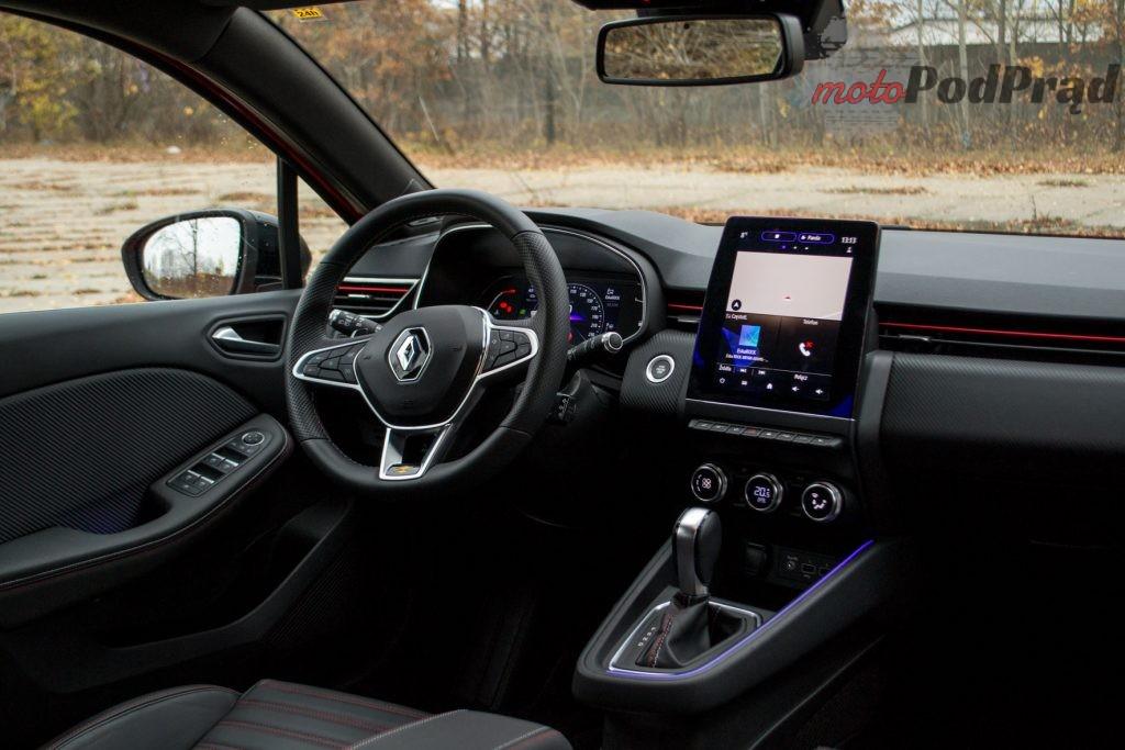 DSC 3501 1024x683 Test: Renault Clio 1.3 TCe   to powinien być Samochód Roku