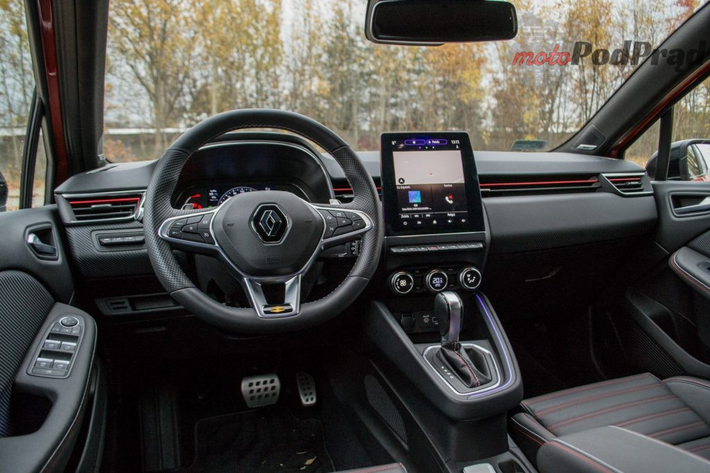 DSC 3507 1024x683 Test: Renault Clio 1.3 TCe   to powinien być Samochód Roku