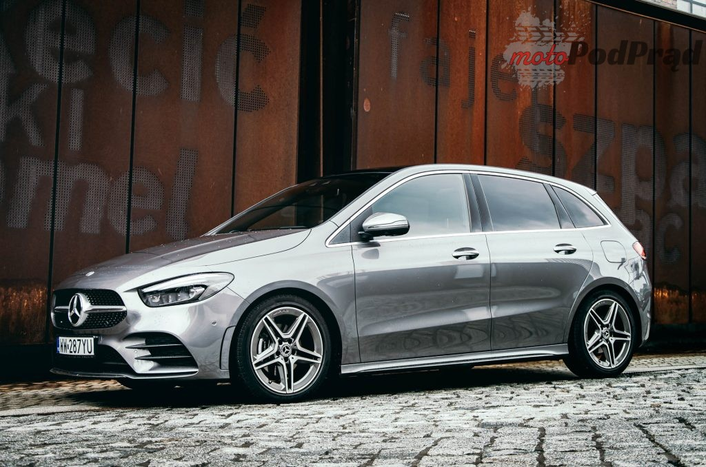 Mercedes Benz Klasy B 1 1024x678 Test: Mercedes Benz Klasy B 200d   czy minivan w dobie crossoverów ma sens?