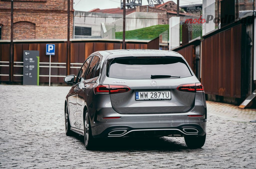 Mercedes Benz Klasy B 10 1024x678 Test: Mercedes Benz Klasy B 200d   czy minivan w dobie crossoverów ma sens?