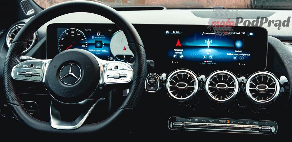 Mercedes Benz Klasy B 12 1024x499 Test: Mercedes Benz Klasy B 200d   czy minivan w dobie crossoverów ma sens?