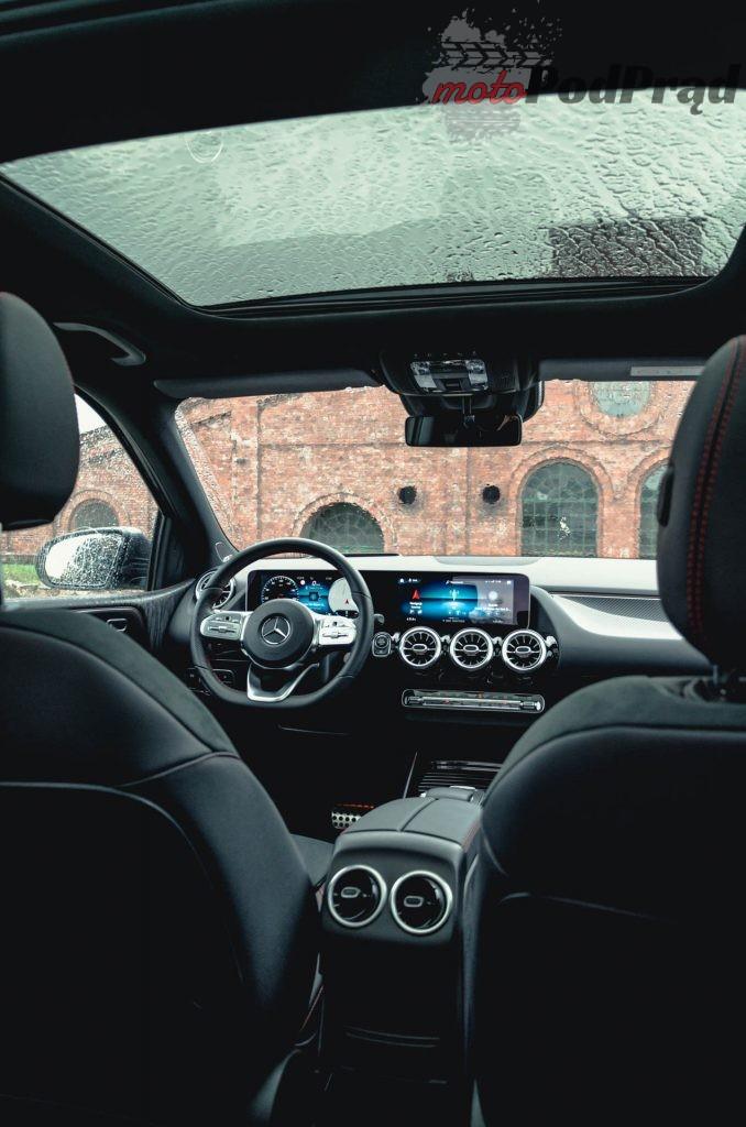 Mercedes Benz Klasy B 13 678x1024 Test: Mercedes Benz Klasy B 200d   czy minivan w dobie crossoverów ma sens?