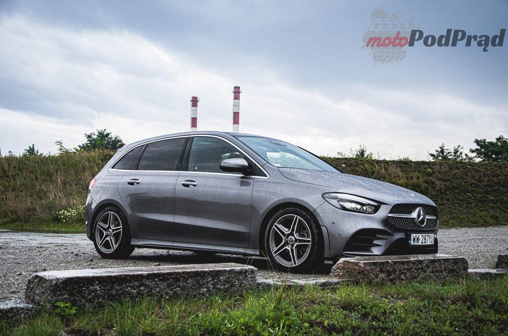 Mercedes Benz Klasy B 16 1024x678 Test: Mercedes Benz Klasy B 200d   czy minivan w dobie crossoverów ma sens?