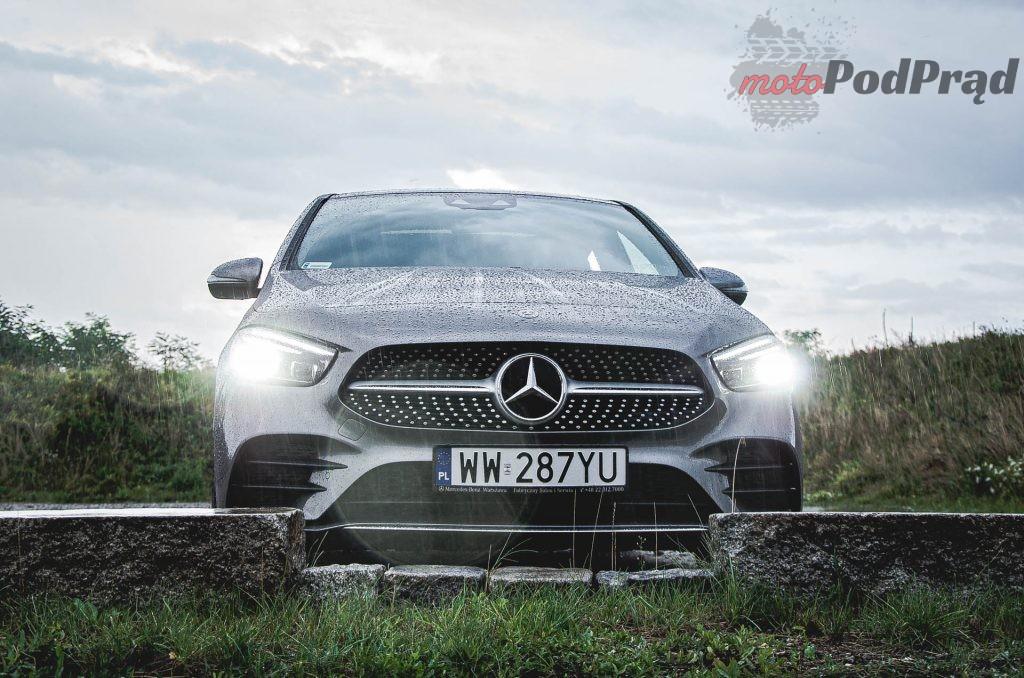 Mercedes Benz Klasy B 17 1024x678 Test: Mercedes Benz Klasy B 200d   czy minivan w dobie crossoverów ma sens?