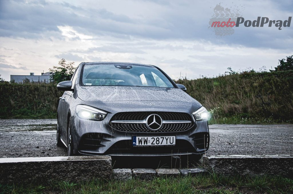 Mercedes Benz Klasy B 18 1024x678 Test: Mercedes Benz Klasy B 200d   czy minivan w dobie crossoverów ma sens?