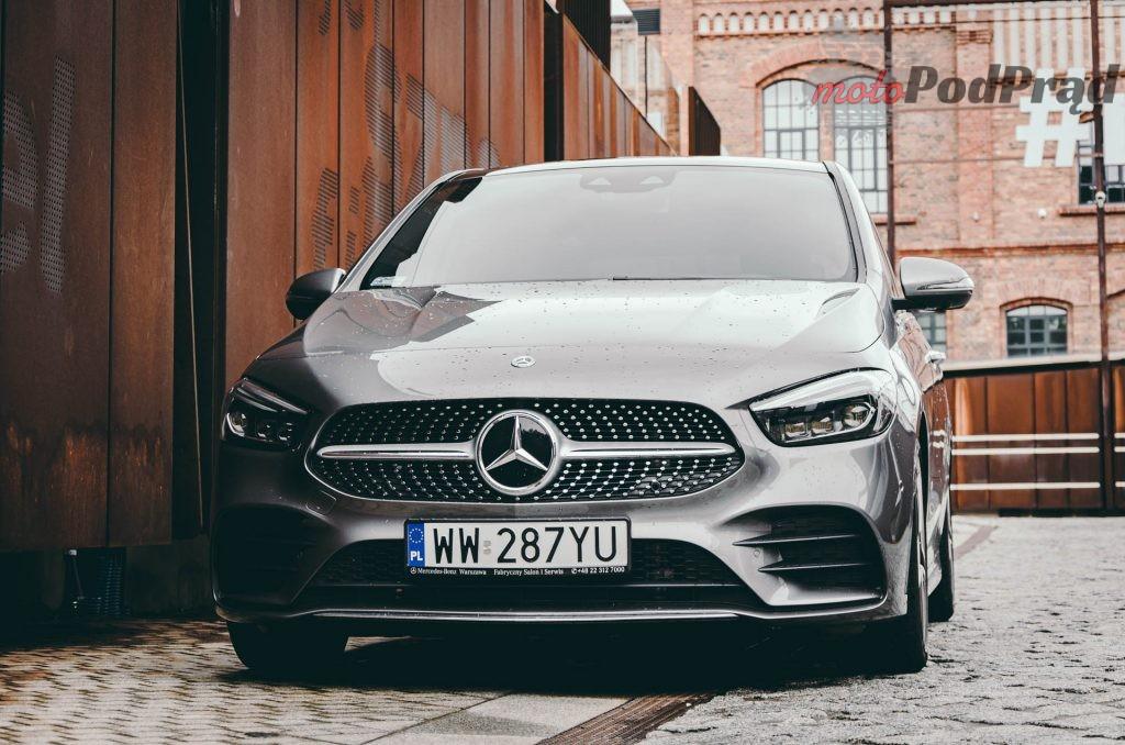 Mercedes Benz Klasy B 2 1024x678 Test: Mercedes Benz Klasy B 200d   czy minivan w dobie crossoverów ma sens?
