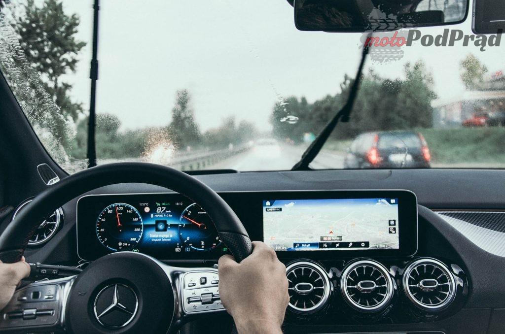 Mercedes Benz Klasy B 23 1024x678 Test: Mercedes Benz Klasy B 200d   czy minivan w dobie crossoverów ma sens?