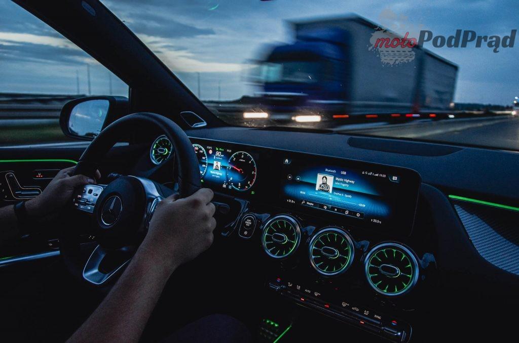 Mercedes Benz Klasy B 24 1024x678 Test: Mercedes Benz Klasy B 200d   czy minivan w dobie crossoverów ma sens?