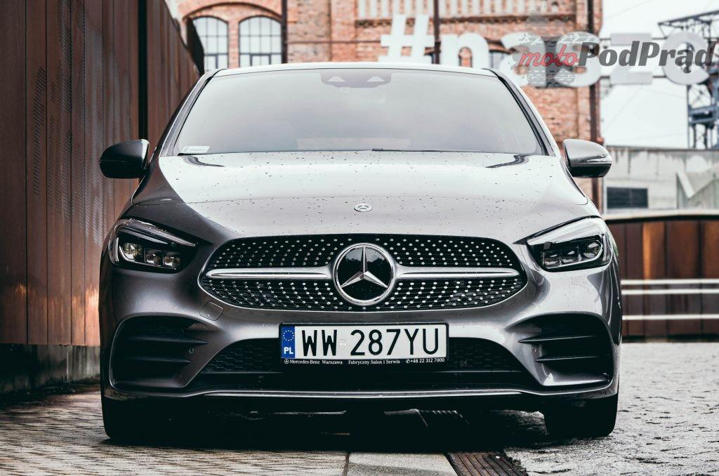 Mercedes Benz Klasy B 3 1024x678 Test: Mercedes Benz Klasy B 200d   czy minivan w dobie crossoverów ma sens?