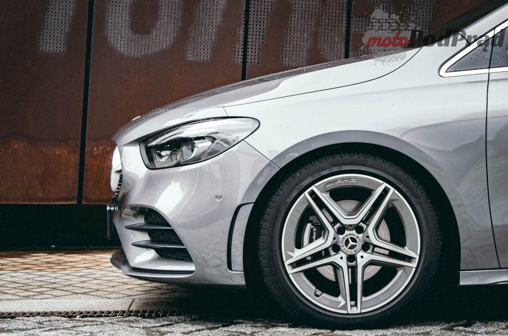 Mercedes Benz Klasy B 4 1024x678 Test: Mercedes Benz Klasy B 200d   czy minivan w dobie crossoverów ma sens?