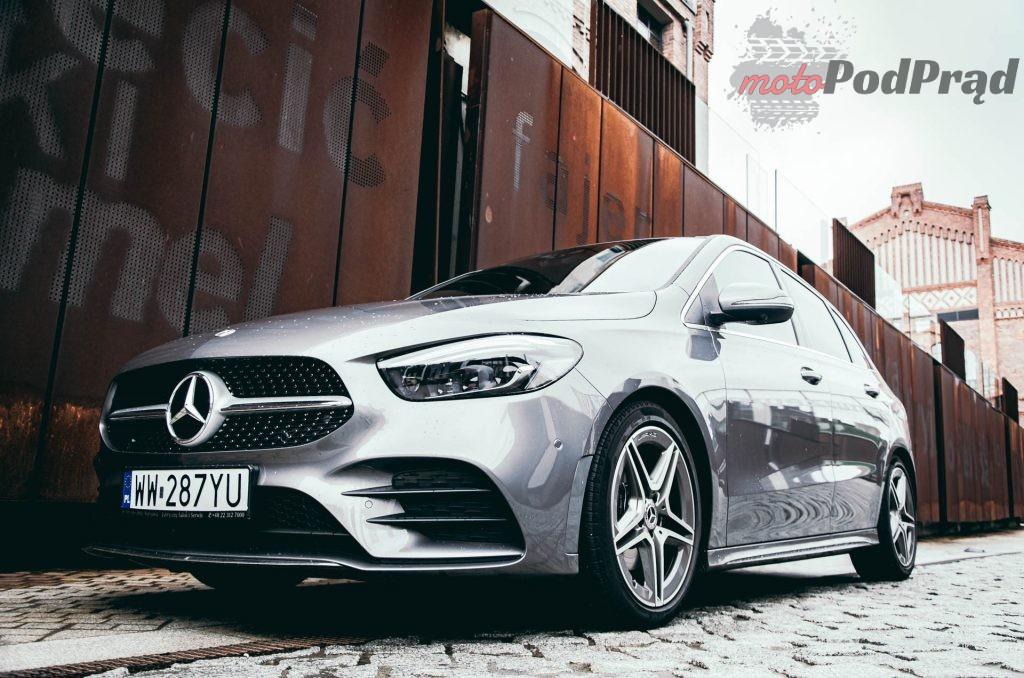 Mercedes Benz Klasy B 5 1024x678 Test: Mercedes Benz Klasy B 200d   czy minivan w dobie crossoverów ma sens?