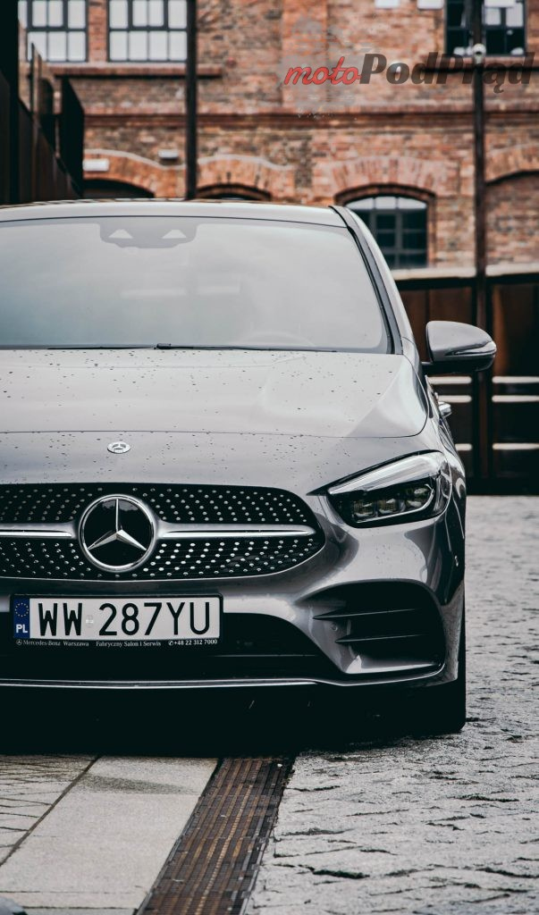 Mercedes Benz Klasy B 6 603x1024 Test: Mercedes Benz Klasy B 200d   czy minivan w dobie crossoverów ma sens?