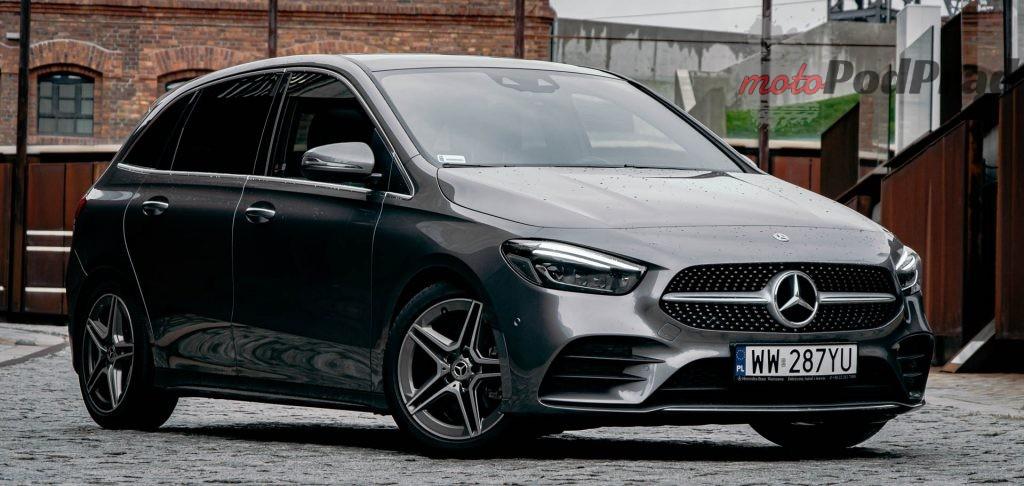 Mercedes Benz Klasy B 8 1024x486 Test: Mercedes Benz Klasy B 200d   czy minivan w dobie crossoverów ma sens?