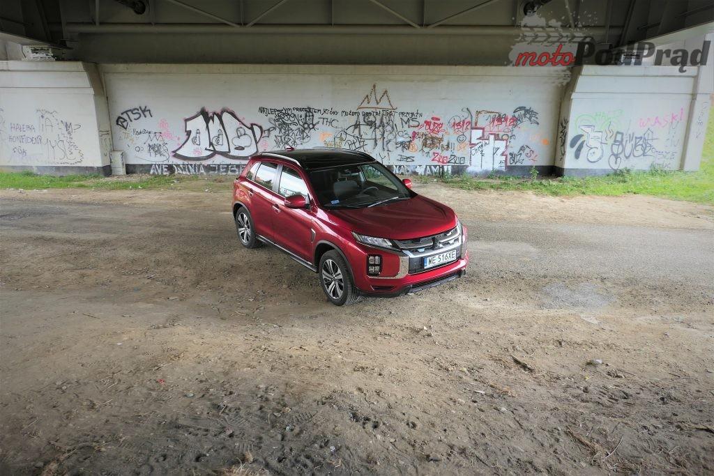 Mitsubishi ASX 10 1024x683 Test: Mitsubishi ASX   crossover po staremu